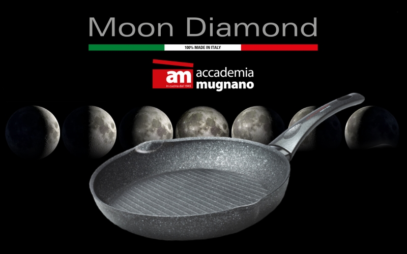 padelle antiaderenti moon diamond