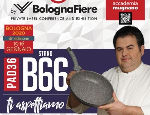 Ci potrai incontrare al marca di Bologna