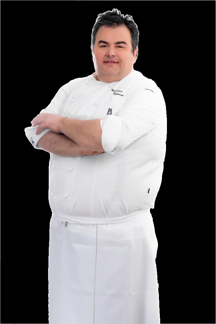 Chef Gennaro Esposito per Accademia Mugnano